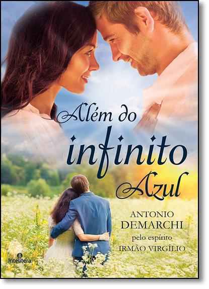 Além do Infinito Azul, livro de Antonio Demarchi