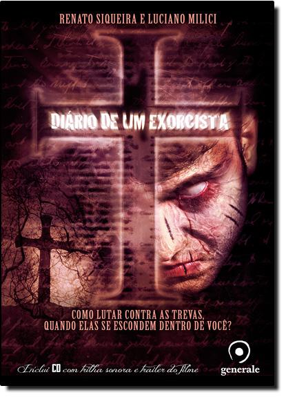 Diário de Um Exorcista, livro de Renato Siqueira