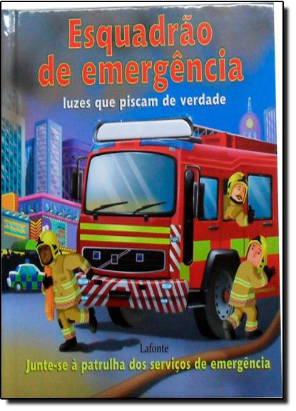 Esquadrao de Emergencia, livro de Genny Haines