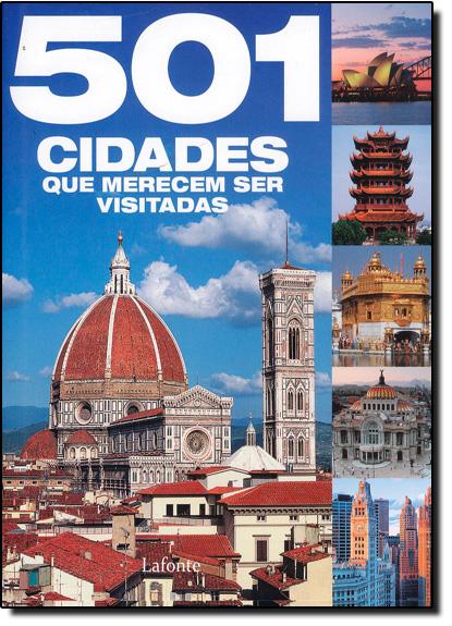 501 Cidades que Vale a Pena Visitar, livro de Alexandre Costa Quintana