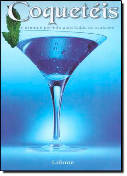 Coqueteis, livro de Lisete Sucupira