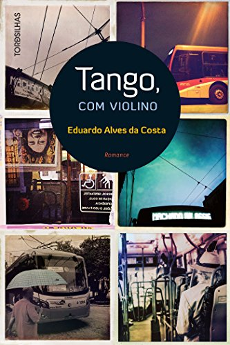 Tango, com violino, livro de Eduardo Alves da Costa