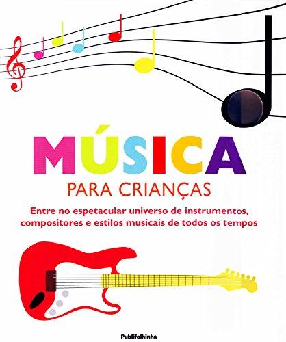 Musica Para Crianças (+ CD), livro de Vários Autores