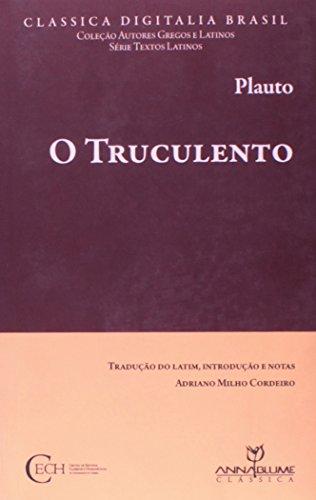 O Truculento, livro de Plauto