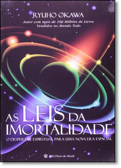 Leis da Imortalidade, As, livro de Ryuho Okawa