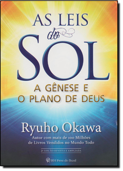 Leis do Sol, As, livro de Ryuho Okawa