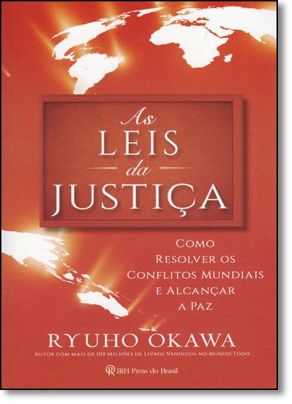 Leis da Justiça, As, livro de Ryuho Okawa