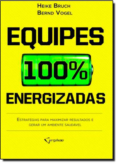 Equipe 100% Energizadas, livro de Heike Bruch