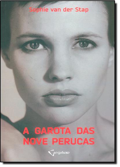 Garota Das Nove Perucas, A, livro de Sophie van der Stap