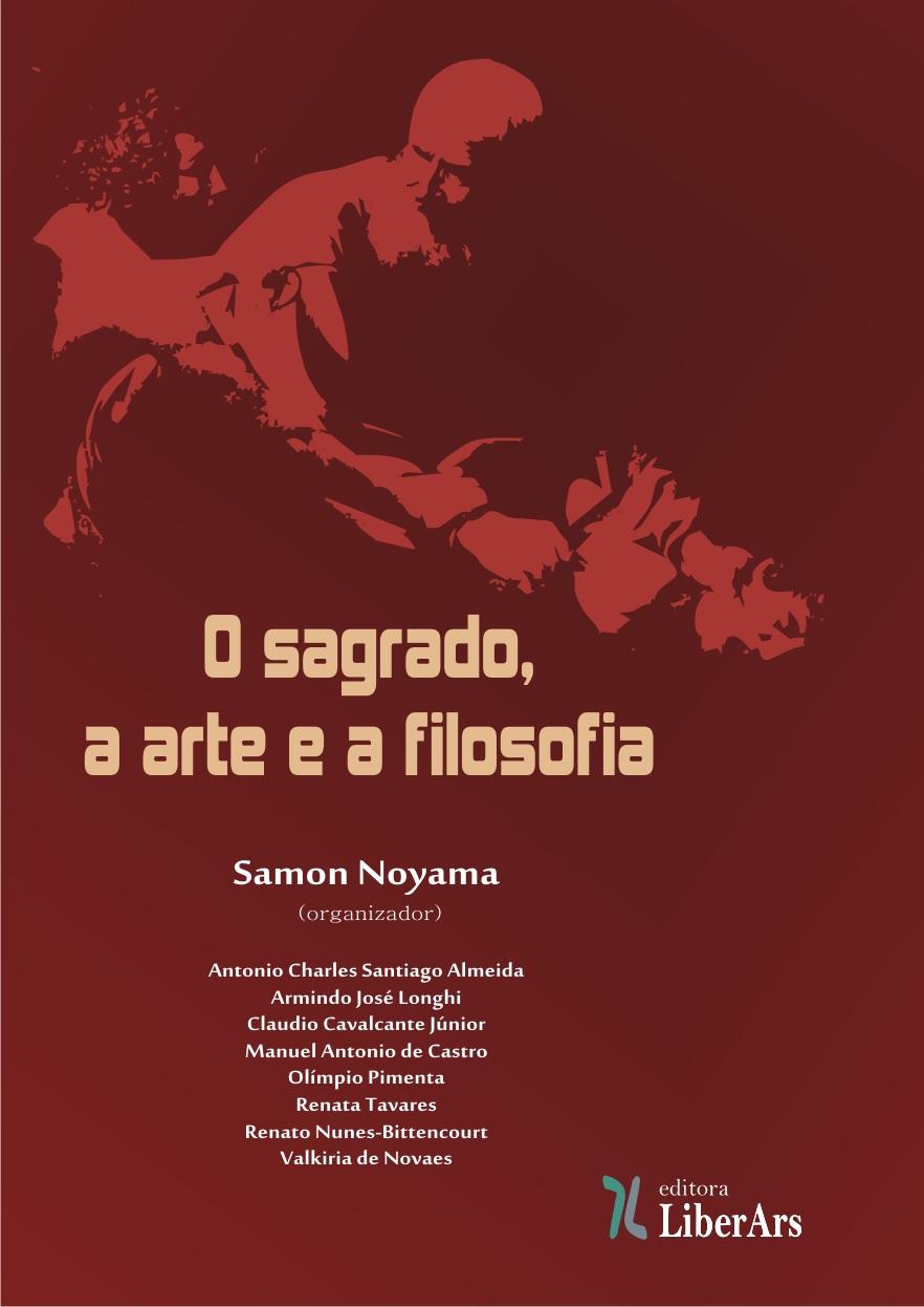 O sagrado, a arte e a filosofia, livro de Samon Noyama