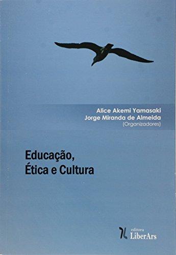 Educação, Ética e Cultura, livro de Alice Akemi Yamasaki