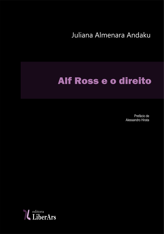 Alf Ross e o direito, livro de Juliana Almenara Andaku