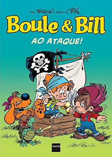 Boule e Bill: ao Ataque, livro de Laurent Verron