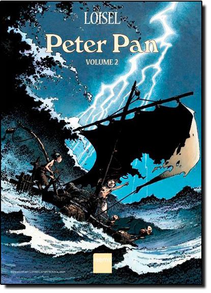 Peter Pan - Vol.2, livro de Regis Loisel