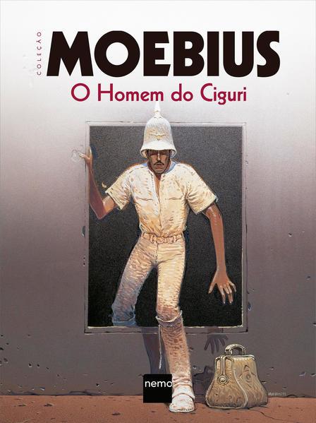 Homem do Ciguri - Col. Moebius, livro de NEMO
