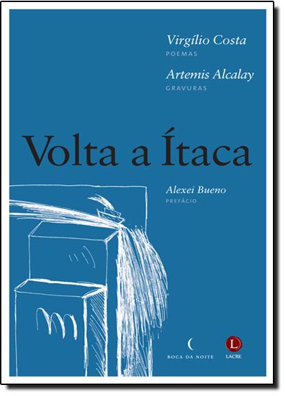Volta a Ítaca, livro de Virgílio Costa
