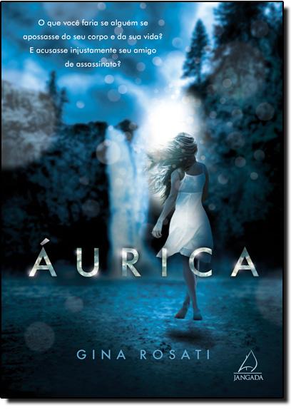 Áurica, livro de Gina Rosati