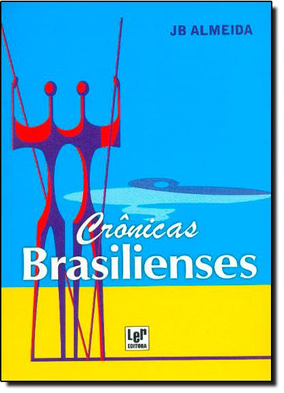Cronicas Brasilienses, livro de Jb Almeida