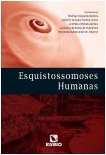 Esquistossomoses Humanas, livro de Rodrigo Siqueira Batista