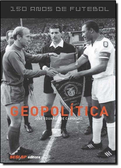 Geopolítica, livro de Eduardo de Carvalho Borges