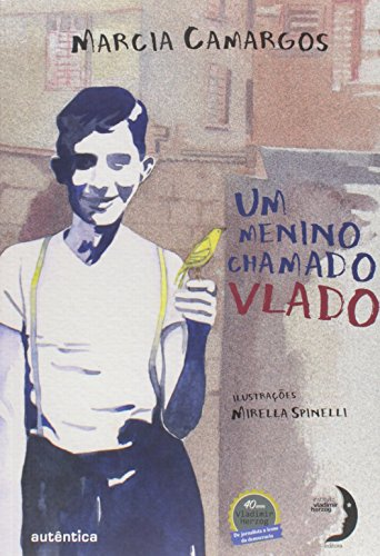 Um Menino Chamado Vlado, livro de Marcia Camargos