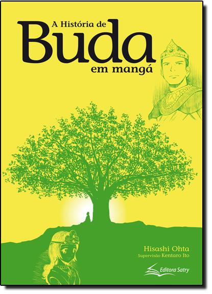 História de Buda em Mangá, A, livro de Hisashi Ohta