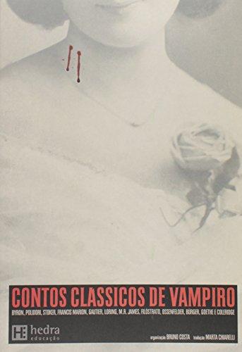 Contos clássicos de vampiro, livro de Vários