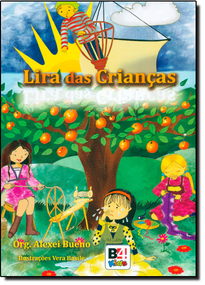 Lira das Crianças, livro de Alexei Bueno