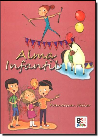 Alma Infantil, livro de Francisca Julia