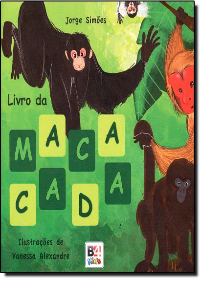 Livro da Macacada, livro de Jorge Simões