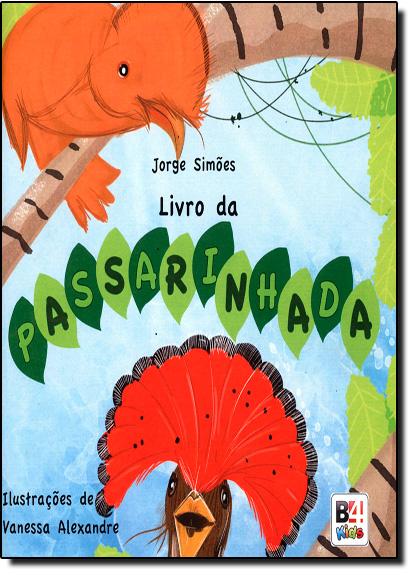 Livro da Passarinhada, livro de Jorge Simões