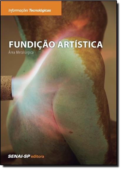 Fundição Artística, livro de SENAI - SP