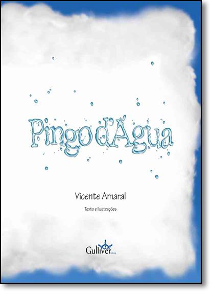 Pingo Dágua, livro de Vicente Amaral
