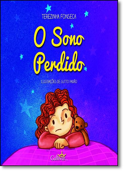 Sono Perdido, livro de Terezinha Fonseca