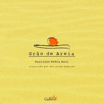 Grão de Areia, livro de Paulinho Pedra Azul