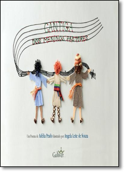 Cantiga dos Meninos Pastores, livro de Adélia Prado