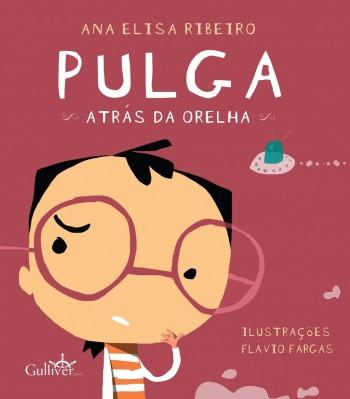 Pulga atrás da orelha, livro de Ana Elisa Ribeiro