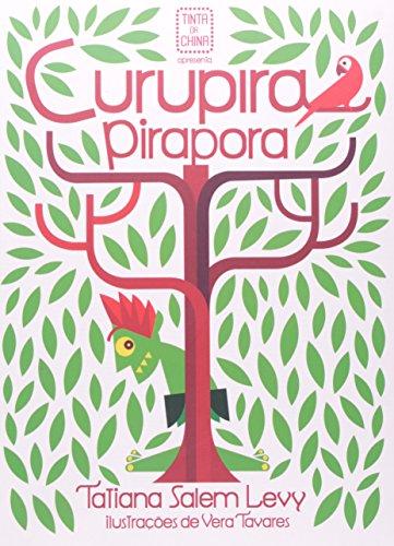 Curupira Pirapora, livro de Tatiana Salem Levy