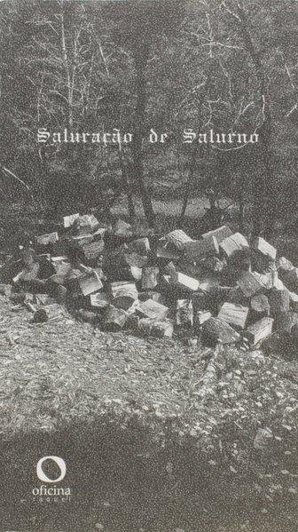 Saturação de Saturno, livro de Roberta Ferraz