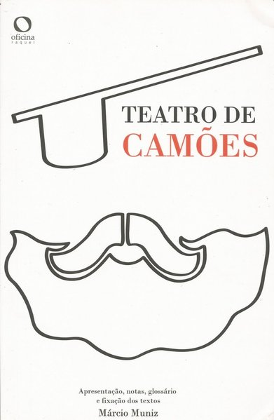 Teatro de Camões, livro de Márcio Muniz