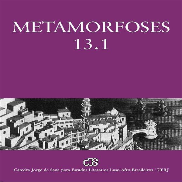 Metamorfoses 13.1, livro de Luci Ruas