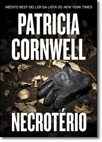 Necroterio, livro de Patricia Cornvvell
