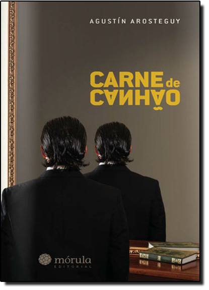 Carne de Canhão, livro de Agustín Arosteguy