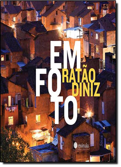 Em Foto, livro de Ratão Diniz