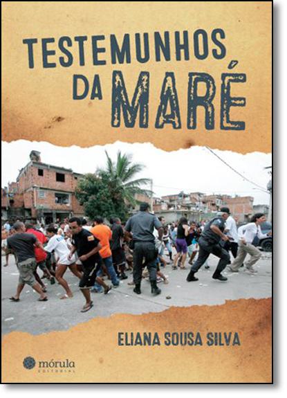 Testemunhos da Maré, livro de Eliana Sousa Silva