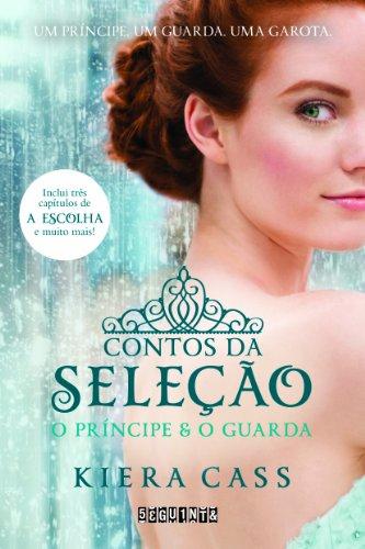 CONTOS DA SELEÇÃO, livro de Kiera Cass