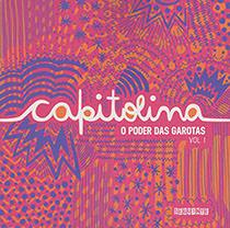 Capitolina - O poder das garotas, livro de Vários autores