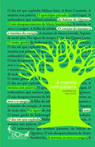 A menina sem palavra - Histórias de Mia Couto, livro de Mia Couto