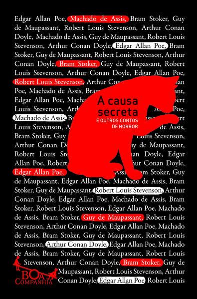 Causa Secreta e Outros Contos de Horror, A, livro de Machado de Assis