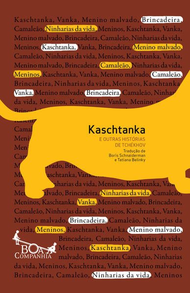 KASCHTANKA E OUTRAS HISTÓRIAS DE TCHÉKHOV, livro de Anton Tchekhov